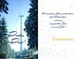 Wir wünschen Ihnen frohe Weihnachten und einen energievollen Start ins neue Jahr